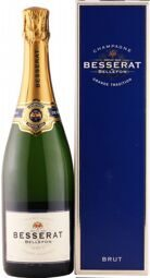 Шампанское Besserat de Bellefon, Grande Tradition Brut, gift box