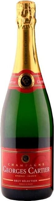 Champagne Georges Cartier, Selection Brut