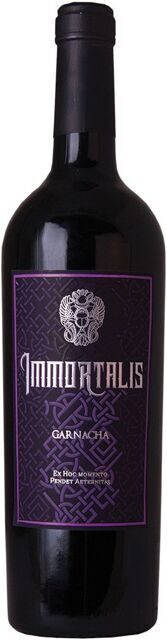 "Вино Pago Ayles, ""Immortalis"" Garnacha, Calatayud DO"