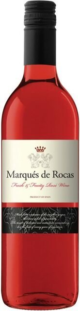 "Вино ""Marques de Rocas"" Rose Dry"