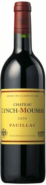Вино Chateau Lynch-Moussas Pauillac