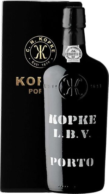 Портвейн Kopke, Late Bottled Vintage Porto