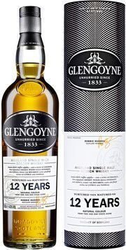 "Виски ""Glengoyne"" 12 Years Old, 0.7 л"