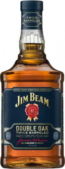 "Виски Jim Beam, ""Double Oak"", 0.7 л"