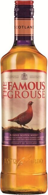 "Виски ""The Famous Grouse"" Finest, 0.7 л"