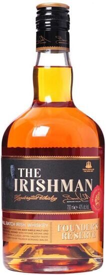 "Виски ""The Irishman"" Founder's Reserve, 0.7 л"