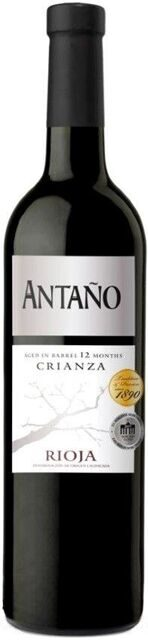 "Вино Garcia Carrion, ""Antano"" Crianza, Rioja DOC"