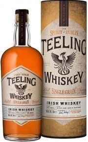 Виски Teeling, Irish Whiskey Single Grain, 0.7 л