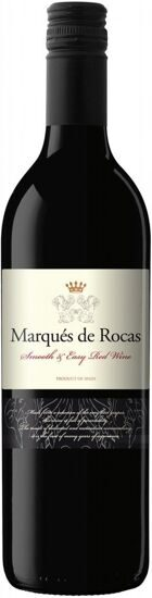 "Вино ""Marques de Rocas"" Red Dry"